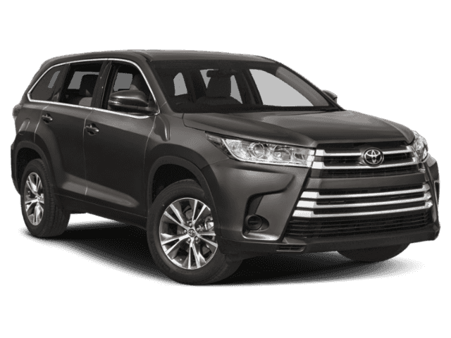 New 2019 Toyota Highlander LE Plus AWD AWD