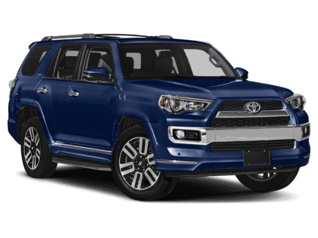 4wd New 2019 Toyota 4runner Limited