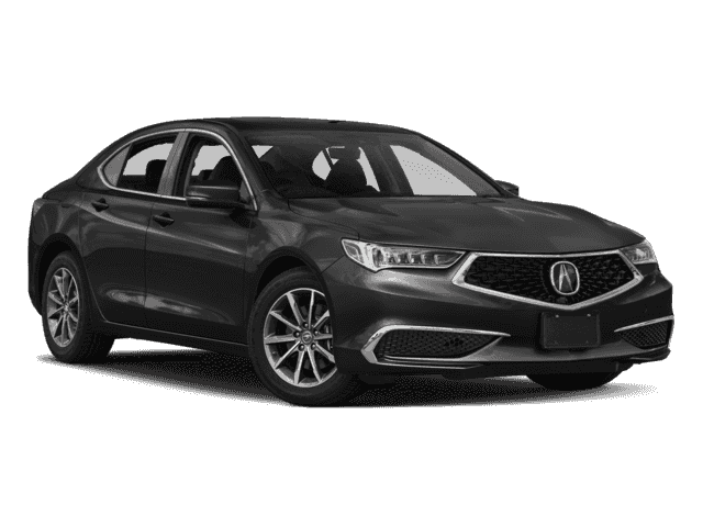 New 2018 Acura TLX 2.4L P-AWS w/Tech Pkg With Navigation