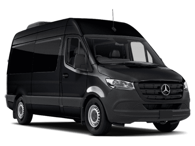 New 2019 Mercedes-Benz Sprinter 2500 Passenger 170 WB High Roof