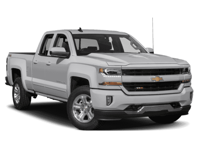 Pre-Owned 2019 Chevrolet Silverado 1500 LD LT RWD 4D Double Cab