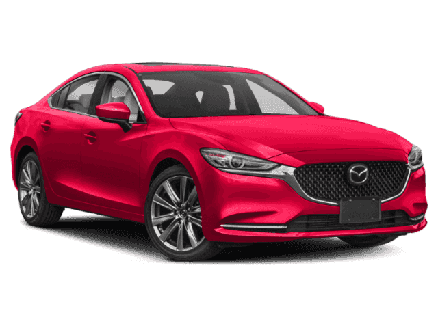 New 2018 Mazda6 GT RESERVE With Navigation