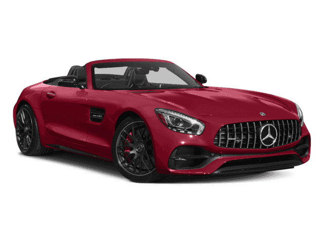 New 2018 Mercedes Benz AMG® GT C Roadster With Navigation