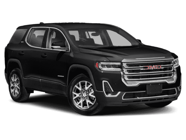 New 2020 GMC Acadia SLT