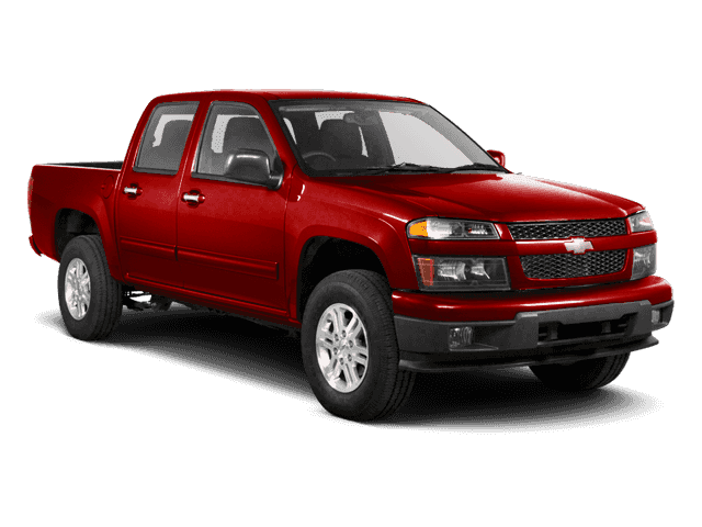 Pre-Owned 2011 Chevrolet Colorado 2LT 4WD