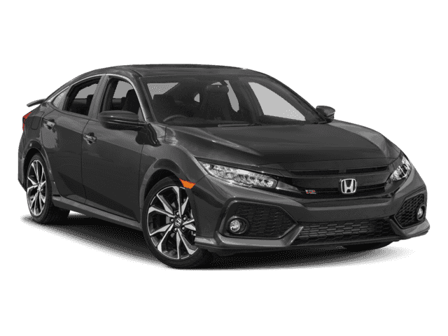 New 2017 Honda Civic Sedan 4dr Man Si