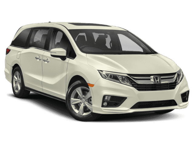 New 2019 Honda Odyssey EX-L w/Navigation and Rear Entertainment System With Navigation