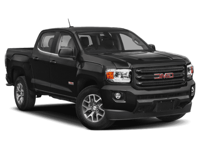 New 2020 GMC Canyon All Terrain w/Leather