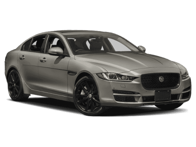New 2019 Jaguar XE 25t Prestige RWD Sedan