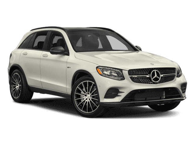 New 2018 Mercedes-Benz GLC 43 AMG® SUV AWD
