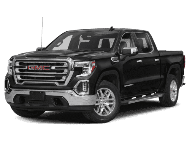 New 2020 GMC Sierra 1500 4WD Crew Cab Pickup