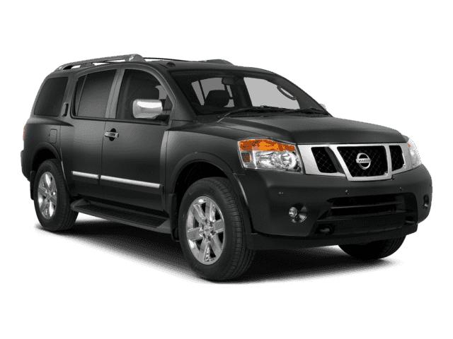 Pre-Owned 2015 Nissan Armada SL