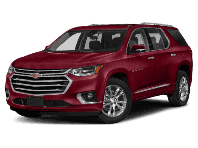 New 2020 Chevrolet Traverse Premier With Navigation & AWD