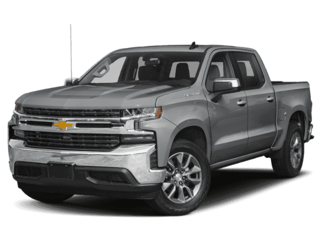 2019 Chevrolet Silverado 1500 New Crew Cab 4x4 Custom / Short Box
