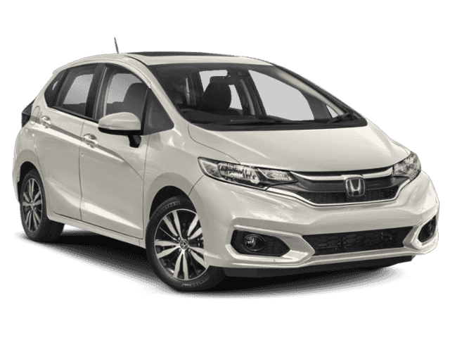 New 2019 Honda Fit EX 4D Hatchback
