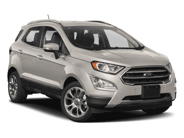 New 2018 Ford EcoSport SE 4WD </br> Stock: P1615