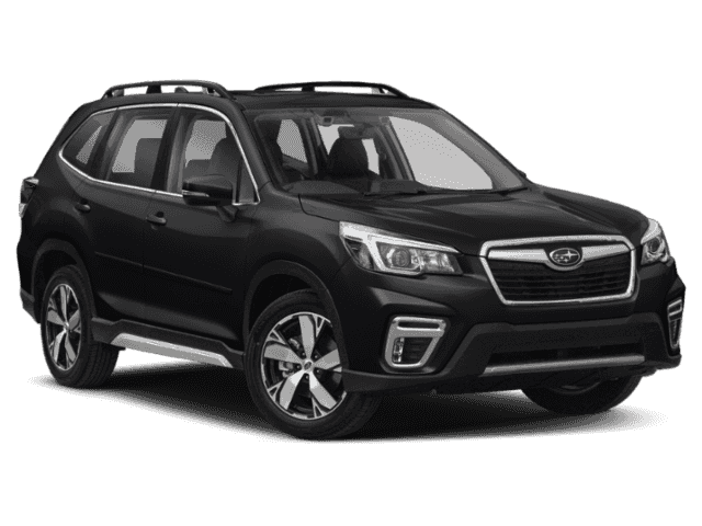 New 2020 Subaru Forester Touring With Navigation & AWD