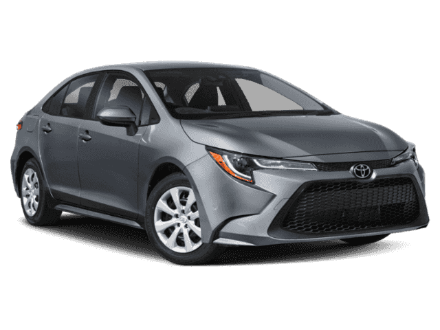 New 2020 Toyota Le 4d Sedan In Midwest City N077100 Post Oak Toyota