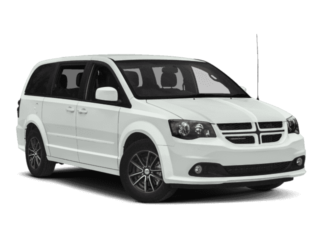 2017 Dodge Grand Caravan R/T | Navigation | DVD