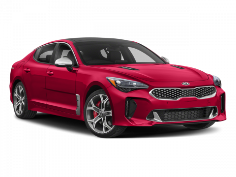 2018 Kia Stinger GT2 With Navigation