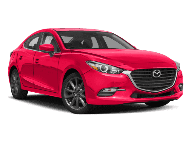 New 2018 Mazda3 Touring FWD Sedan