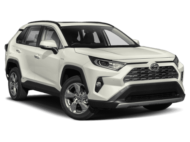 New 2020 Toyota RAV4 Hybrid Hybrid Limited AWD (Natl)