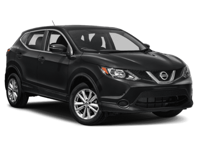 New 2018 Nissan Qashqai FWD S Manual