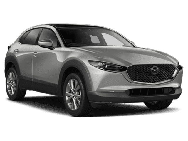 New 2020 Mazda CX-30 GS AWD