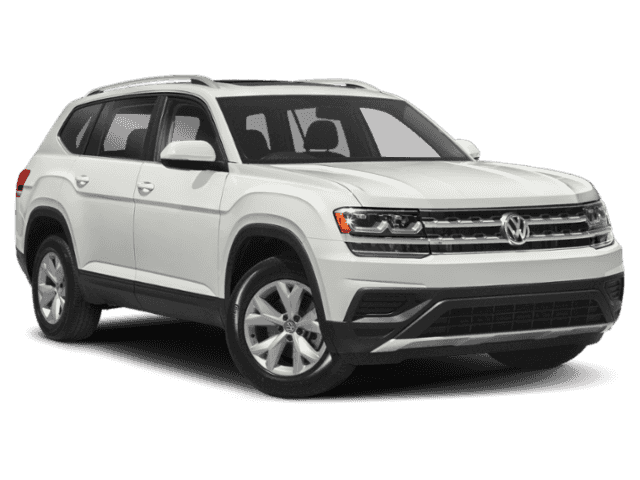 New 2019 Volkswagen Atlas Comfortline 2.0T 8sp at w/Tip