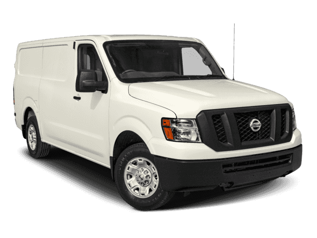 New 2018 Nissan NV Cargo 1500 S