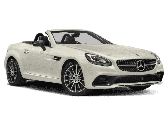 New 2019 Mercedes-Benz SLC Class Roadster