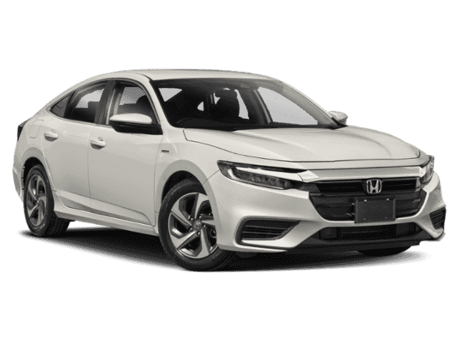 New 2019 Honda Insight 4DR EX