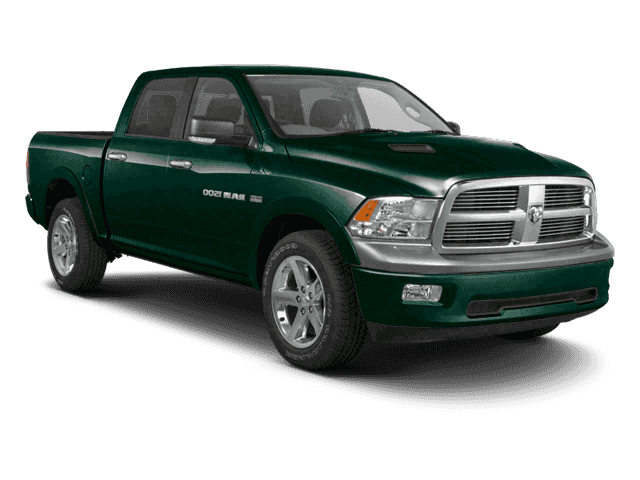 Pre-Owned 2011 Dodge Ram Pickup 1500 Outdoorsman
