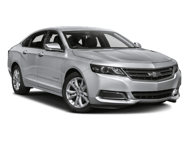 New Chevrolet Impala LT