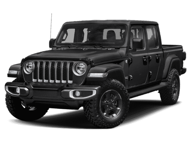 New 2020 JEEP Gladiator 4x4 Crew Cab