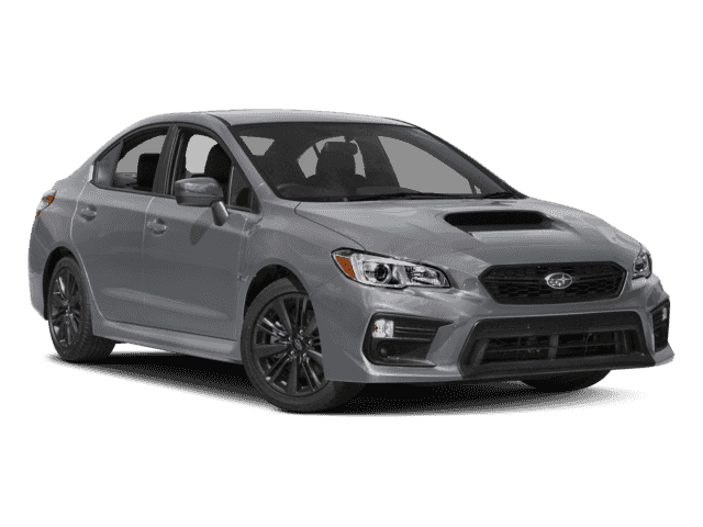 New 2018 Subaru Wrx Base