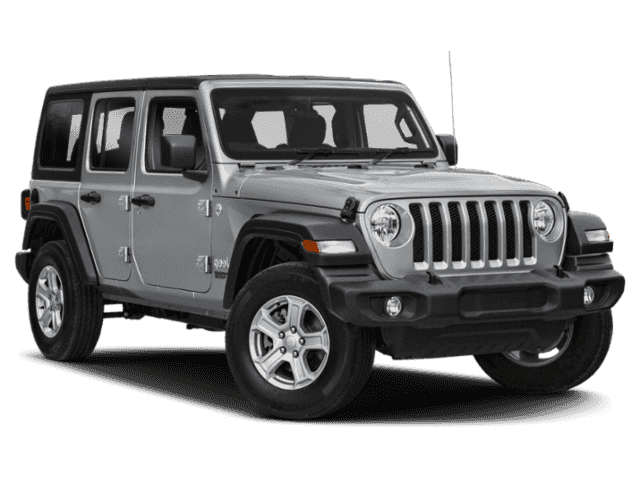 New 2020 Jeep Wrangler Unlimited Sahara 4WD