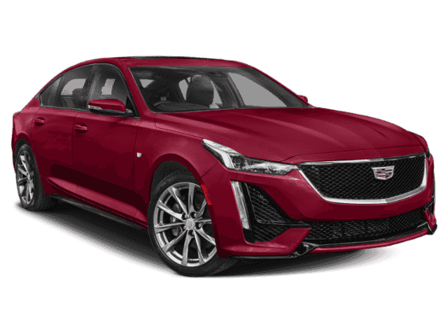 New 2020 Cadillac CT5 Premium Luxury AWD 4D Sedan