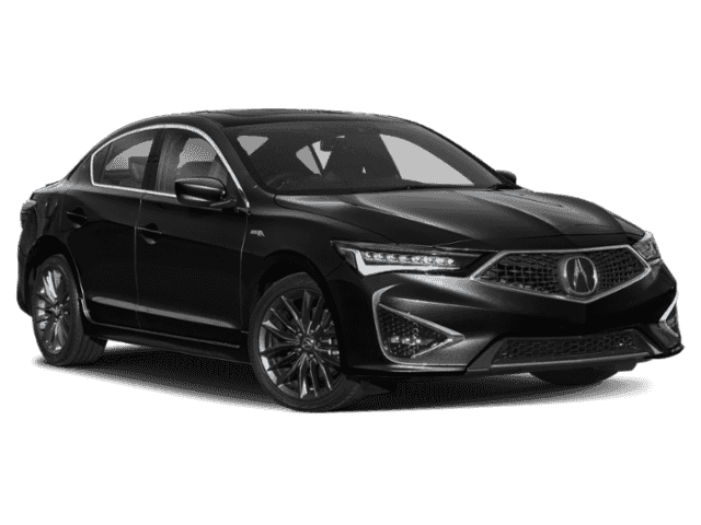 New 2019 Acura ILX Tech A-Spec Sedan