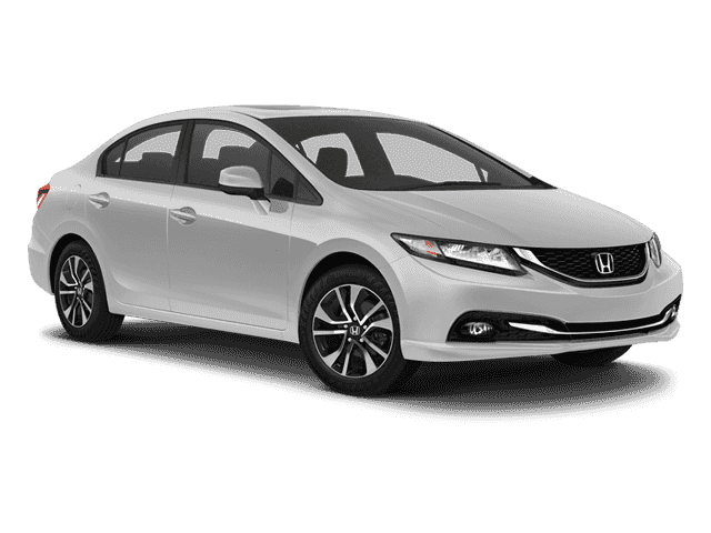 Pre Owned 2013 Honda Civic EX L FWD 4D Sedan