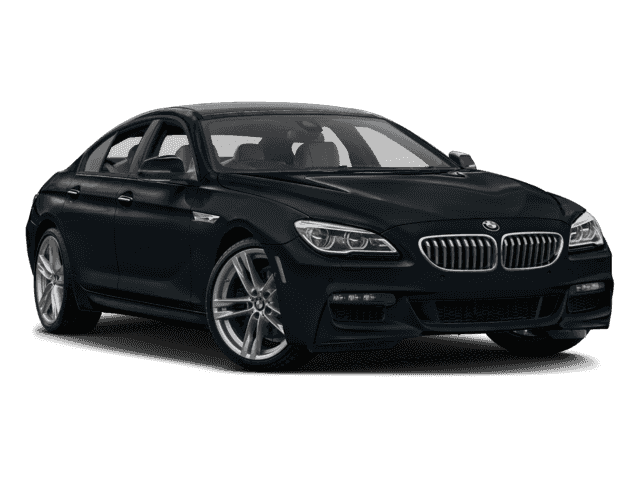 New 2017 BMW 6 Series 650i xDrive With Navigation & AWD