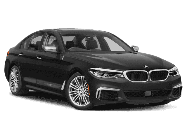 New 2019 BMW 5 Series M550i xDrive With Navigation & AWD