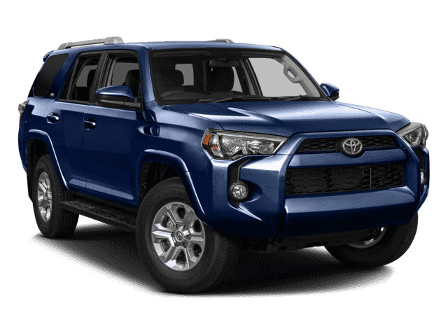 New 2016 Toyota 4Runner SR5 Rear Wheel Drive SUV
