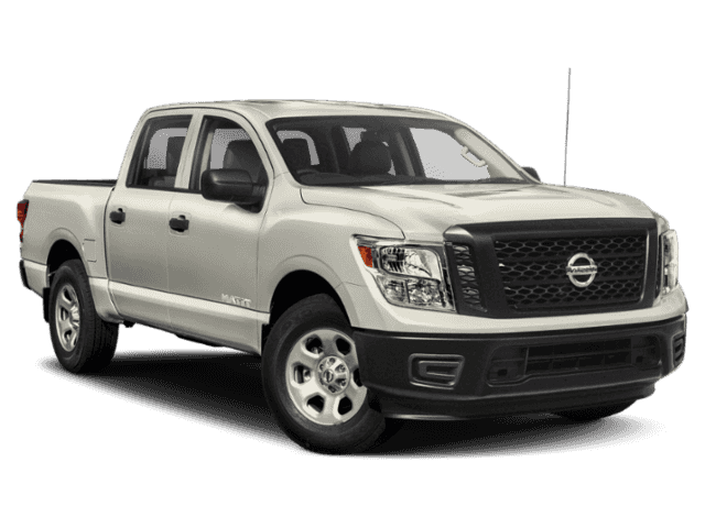 New 2019 Nissan Titan S 4dr 4x2 Crew Cab 5.6 ft. box 139.8 in. WB