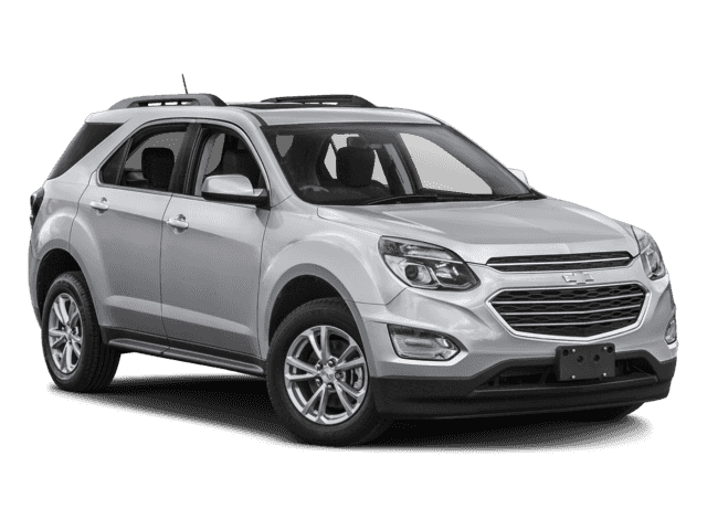 Pre-Owned 2016 Chevrolet Equinox AWD 4dr LT With Navigation & AWD