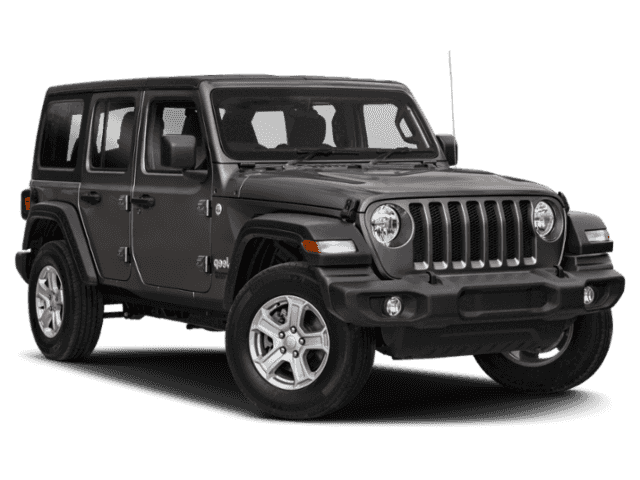 New 2020 Jeep Wrangler Unlimited Sport 4WD