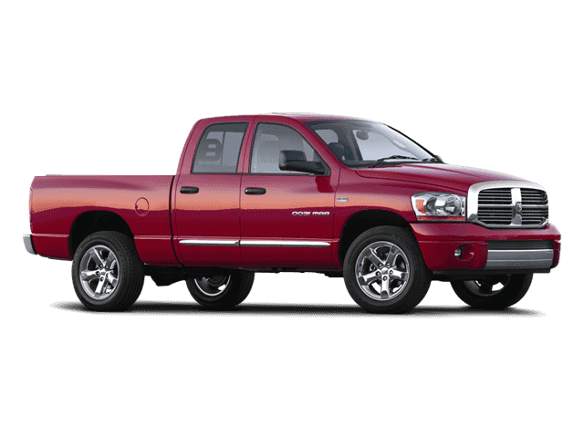 Pre-Owned 2008 Dodge Ram 1500 Laramie 4WD