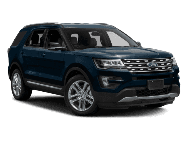 New Ford Explorer XLT 4WD