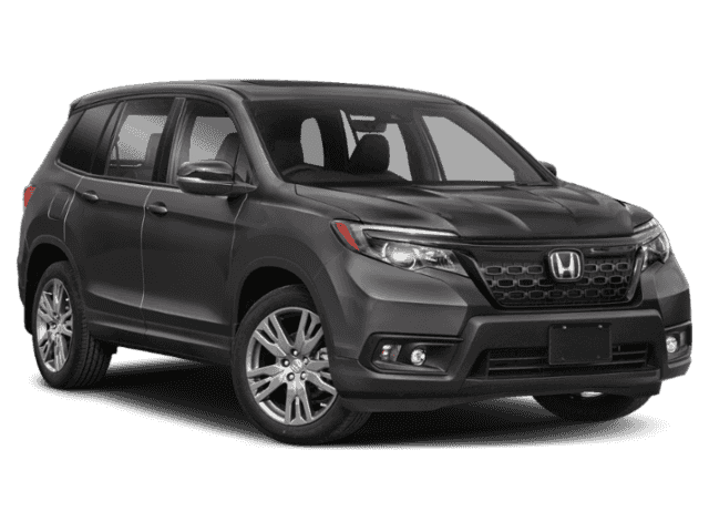 New 2020 Honda Passport EX-L AWD