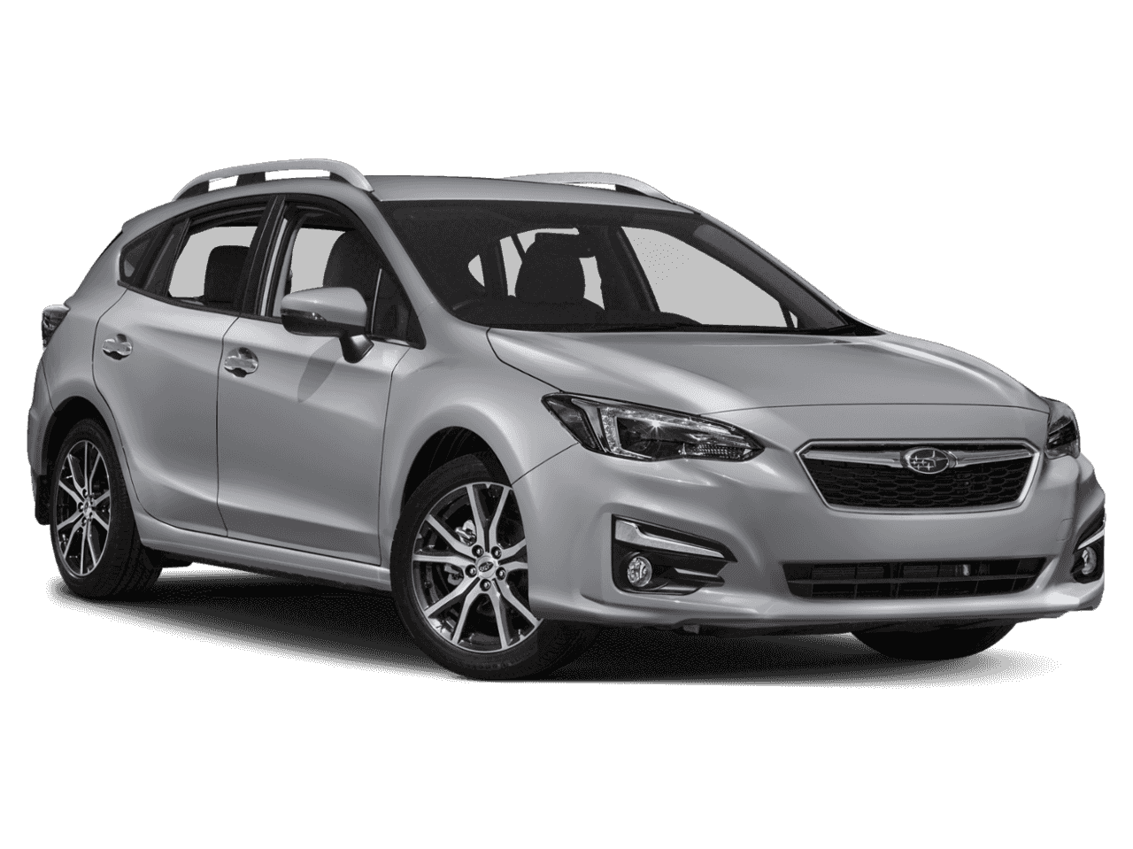 2019 Subaru Impreza Limited With Navigation & AWD